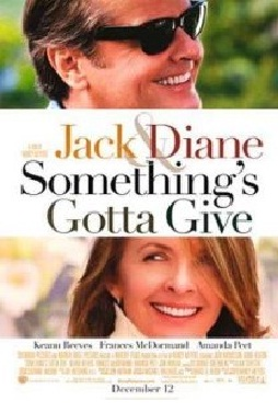 Capa Filme  - Something's Gotta Give