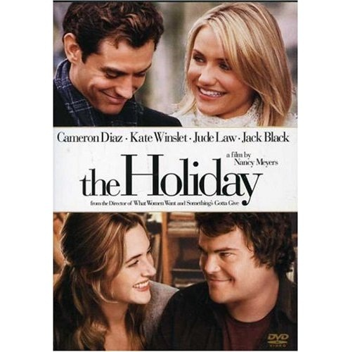 Capa Filme - The Holiday