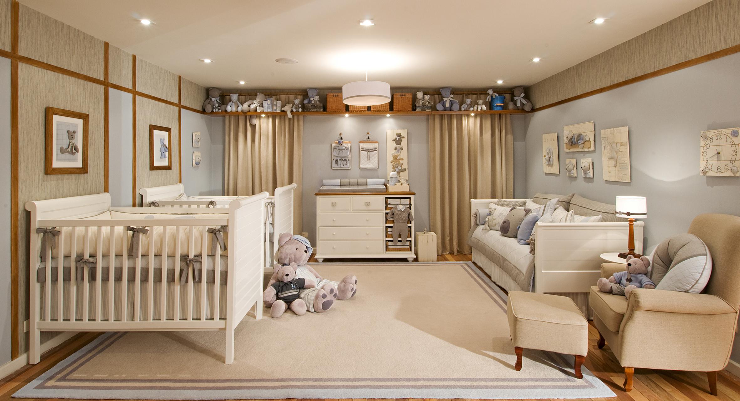 Beb S Decorarst P Gina 2 ~ Quarto Azul Marinho E Branco E Montar O Quarto Do Bebe