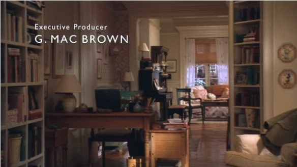 Entrada Filme - Living Room - You've Got Mail