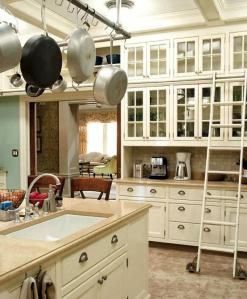 Cozinha The Nanny Diaries