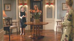 Hall Interno The Nanny Diaries