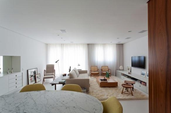 Apartamento em Curitiba Foto 1