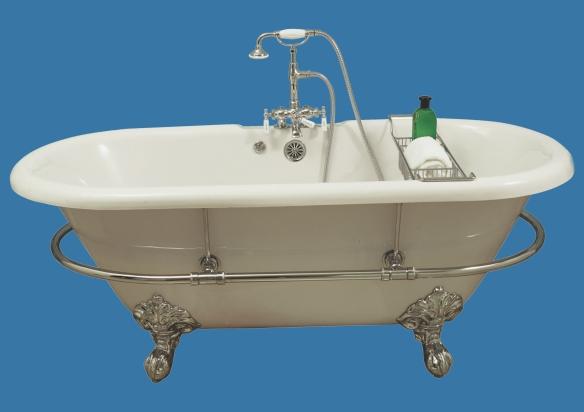 Banheira Romance Com hidro, todos os acessórios são a parte - www.idtbanheiras.com.br