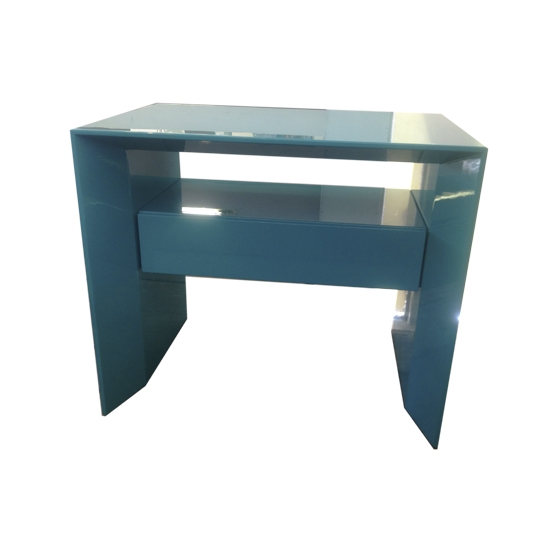 c moda niger em laca azul march art de vie decorarst. Black Bedroom Furniture Sets. Home Design Ideas
