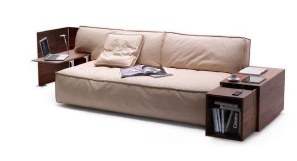 Philippe Starck apresenta seu 'lounge system' batizado MyWorld, criado para a Cassina