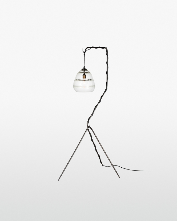 Roman Ring Floor Lamp - Holly Hunt