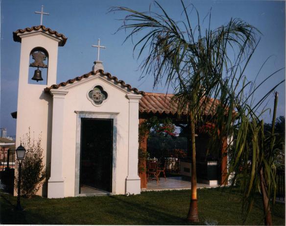 foto capela casa francisco
