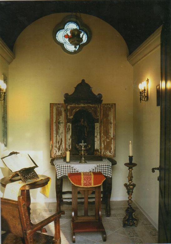 Interior Capelinha