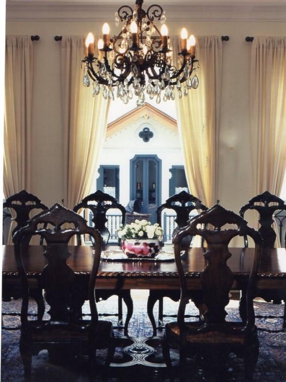 sala de jantar casa francisco