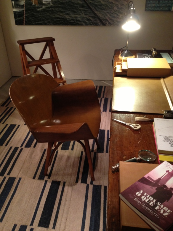 Cadeira Loja Teo Roberto Migotto