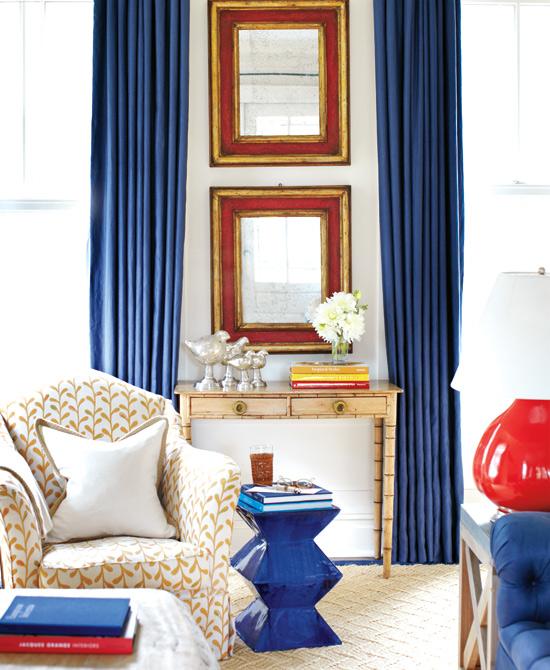 styleathome-hamptons-blue-drapery