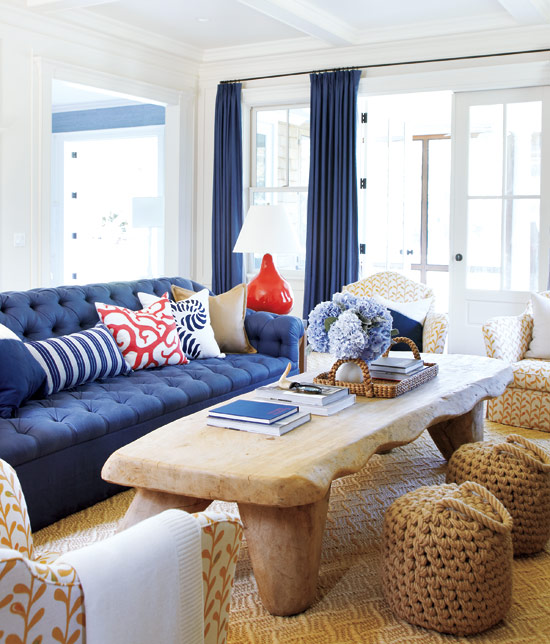 styleathome-hamptons-blue-living-room