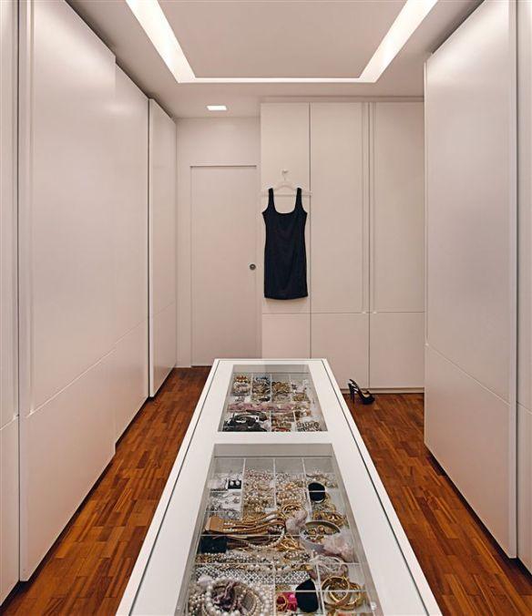 closet branco