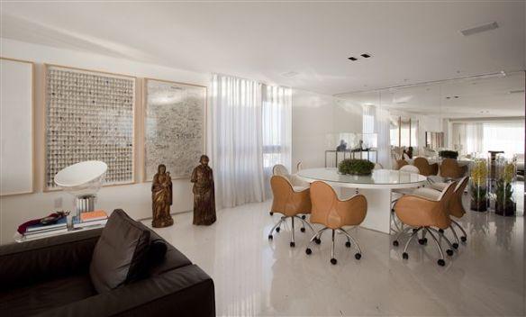 Sala de Jantar Projeto David Bastos