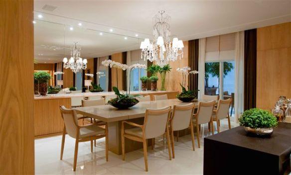 Sala de Jantar Projeto Debora Aguiar