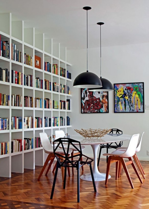 Sala de Jantar Projeto Roberta Moura Paula Faria e Luciana Mambrini