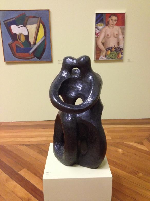 escultura Moussia