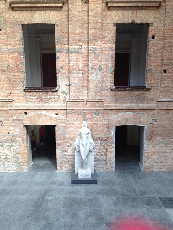 pátio interno pinacoteca 1