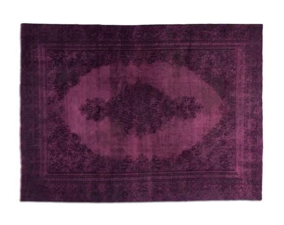 Tapete Oriental Vintage Purple - By Kamy - Al. Gabriel Monteiro da Silva, 1.147 - www.bykamy.com.br