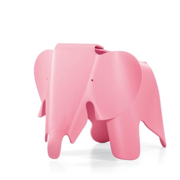 Eames Elefant Rosa - Designers Charles & Ray Eames - Vitra