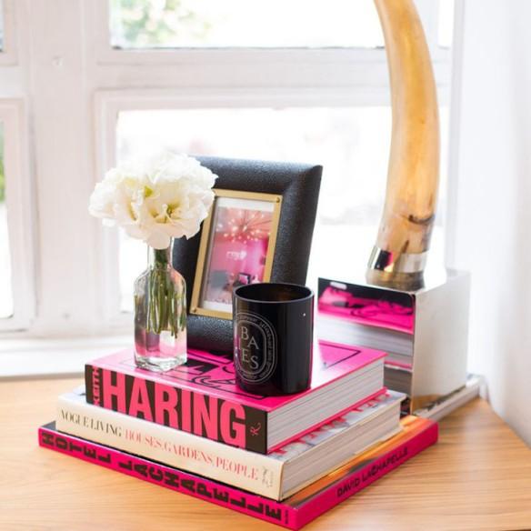livros-na-decoracao-clean